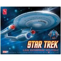AMT Star Trek USS Enterprise NCC-1701-C plastic model kit new 661