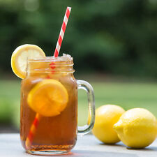 12 NEW Core 16 oz. Glass Mason Jar / Drinking Jar with Handle