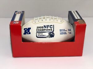 Super Bowl XL 40th Anniversary Limited Edition DETROIT 2005 SEATTLE SEAHAWKS