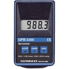 Greisinger GPB 3300 Druck-Messgerät Luftdruck 0.3 - 1.1 bar