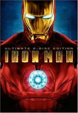 Iron Man (Ultimate 2 Disc Edition) DVD