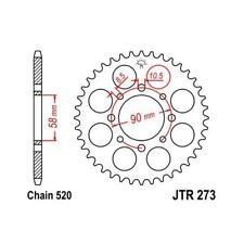 JT 520 33T Rear Sprocket for Honda 1996-16 CMX250 C CD Rebel JTR273.33