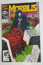 "MARVEL COMICS MORBIUS VOL.1  #7 ""CEMETARY DANCE"" [MAR. 1993]"