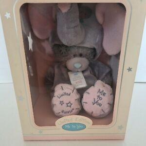 Carte Blanche Me To You Tatty Bear Teddy In Elephant Costume Ltd Edition BOXED