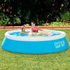 Intex 28101 piscina gonfiabile Easy Set autoportante cm 183x51H senza pompa di f