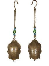 1pc 40cm Buddha Bell Hanging in Copper Design
