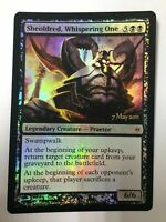 Sheoldred, Whispering One FOIL MTG Prerelease PROMO New Phyrexia NM