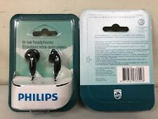 Philips SHE1350 In-Ear Headphones - Black