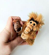 Vintage ALF Miniature Pincher and Pin - 1980s Vintage Toys and ALF Memorabillia