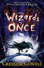 NEW BOOK The Wizards of Once - Book 1 by Cressida Cowell (2018)