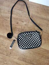 Dorothy Perkins Handbag NWT Crossbody Bag Black And White