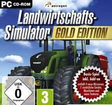 LANDWIRTSCHAFTSSIMULATOR 2009 GOLD Landwirtschafts Simulator  NEU