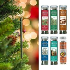 Scentsicles Christmas Scent Sticks - Ornaments Hanging Tree Decorations