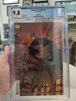 Cgc 9.8 Detective Comics #999 John Byrne Variant Cover