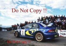 Colin McRae Subaru Impreza WRC 97 Winner San Remo Rally 1997 Photograph 2