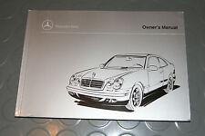 1999 mercedes benz clk430 clk 430 owners manual book rh ebay com 1999 mercedes clk 320 owners manual 1999 clk 320 owners manual pdf