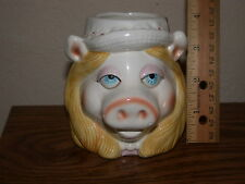 Miss Piggy Ceramic Mug Free Fast Insured Ship!
