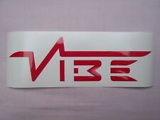 Vibe Decals / Stickers x2