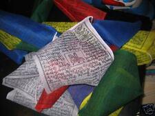 nepalese tibetan prayer flag (medium size)