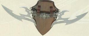 Alien Sword with Plaque