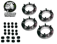 Bulldog Mitsubishi Shogun Pajero MK1 & 2 Wheel Spacer 4 x 30mm Japanese 6 Stud