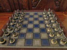 Pierre Beauregard South Confederate Franklin Mint Civil War Chess Piece-Bishop