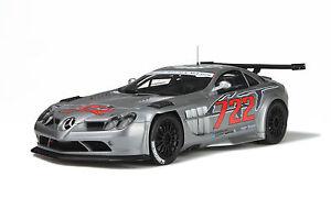 Mercedes SLR McLaren 722 GT | GT SPIRIT | 1:18