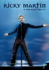 Ricky Martin: One Night Only NEW DVD (Region 4 Australia)