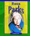 Rosa Parks (Compass Point Early Biographies)-ExLibrary