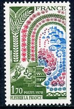 STAMP / TIMBRE FRANCE N° 2006 ** FLORE / FLEURIR LA FRANCE