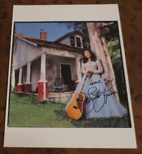Loretta Lynn Singer Singwriter Country Music Legend signed autographed photo