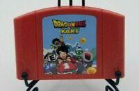 Dragonball Kart 64 | Rare Nintendo 64 Cartridge!
