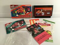 SUPER CHINESE Namco 15 JAPAN Version Famicom FC Nintendo NES Boxed/Complete