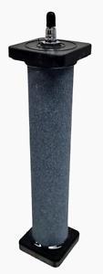 High Quality Ceramic Cylinder Air Stone Koi Pond Aquarium Diffuser 210mm/300mm