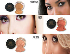 Mineral Makeup Foundation Bronzer Blush Eyeshadows Glitter Shimmer Loose Powder