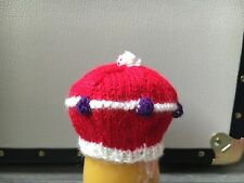 BNIB Innocent Smoothie LITTLE HAT Big Knit (&Tag) Collectable Pattern Doll TOY