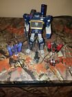Transformers Masterpiece Soundwave 100% complete displayed only see description