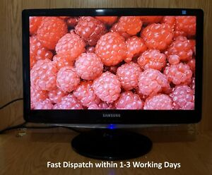 "Samsung 21.5"" inch Full HD 1920x1080 HDMI DVI VGA Widescreen Monitor. Samsung"