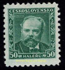 EBS Czechoslovakia 1934 - Antonín Dvořák - composer - Michel 329 MNH**