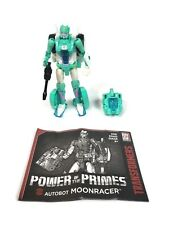 Hasbro Transformers Power Of The Primes Autobot Moonracer Deluxe Class Figure