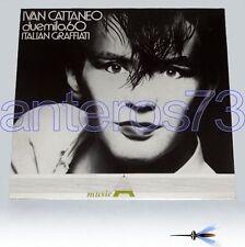 """IVAN CATTANEO """"DUEMILA60 ITALIAN GRAFFIATI"""" LP SIGILLAT"""