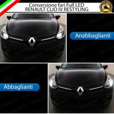 KIT FARI FULL LED RENAULT CLIO IV 4 RESTYLING ANABBAGLIANTI ABBAGLIANTI 6000K