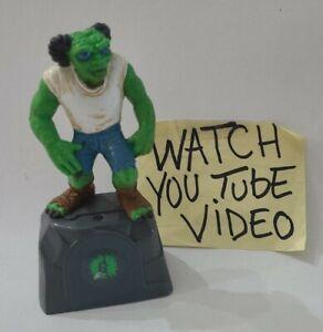 Goosebumps Cuddles The Horror Figure Hasbro 1996 Toy Lights & Sound Read Below⬇