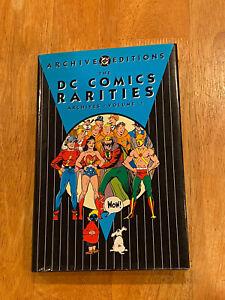 DC ARCHIVES DC COMICS RARITIES Vol 1 (2004 DC) NY World's Fair 1939-40;Big AAC!