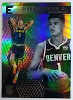 2018-19 Panini Chronicles Essentials Michael Porter Jr Rookie RC #230, Nuggets