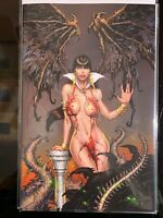 VAMPIRELLA # 15 Dynamite RB White Virgin Variant limited to 500 - IN-HAND NM