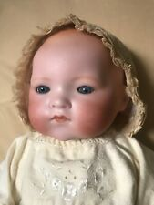 1920's ARMAND MARSEILLE CLOSED MOUTH 341 DREAM BABY DOLL