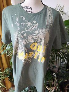 Red Torpedo Guy Martin Rough n Ready (Mens) T-Shirt
