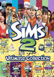 The Sims 2 Ultimate Collection | ALL PACKS | Complete Colletion | Origin