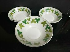 """Cereal Bowls ~ 7 1//4/"""" Mikasa Cera-Stone /""""EASTWOOD/"""" ~ Set of 3 ~ Soup"""